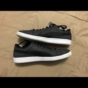 Puma Shoes | Puma Smash Denim Shoes